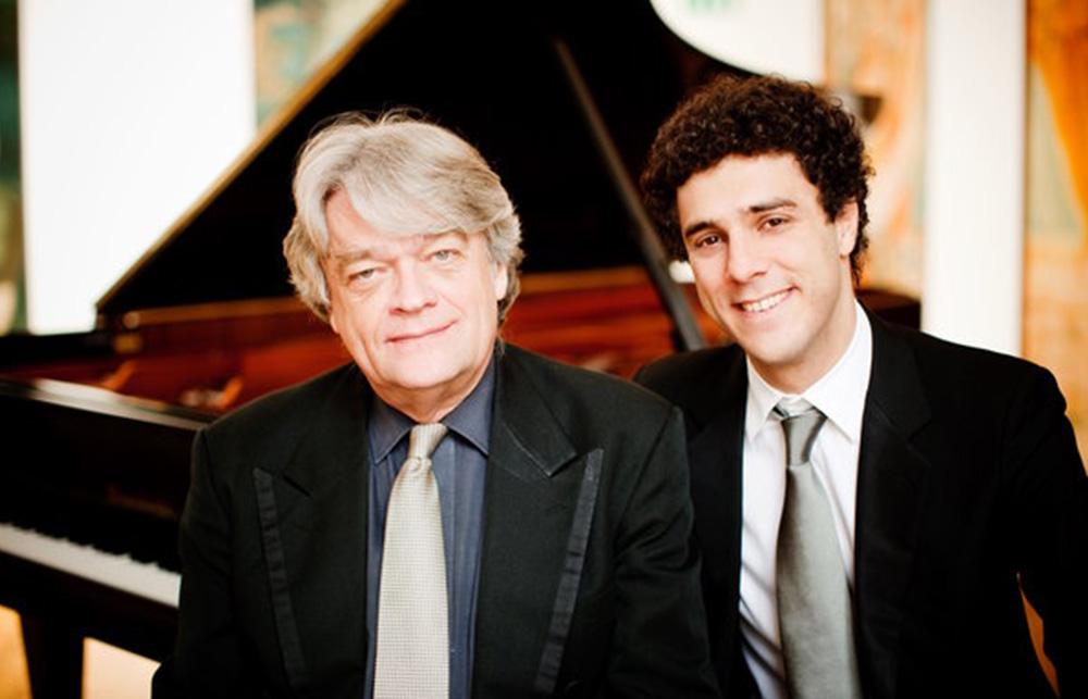 Klavierduo Christos Marantos - Harald Ossberger